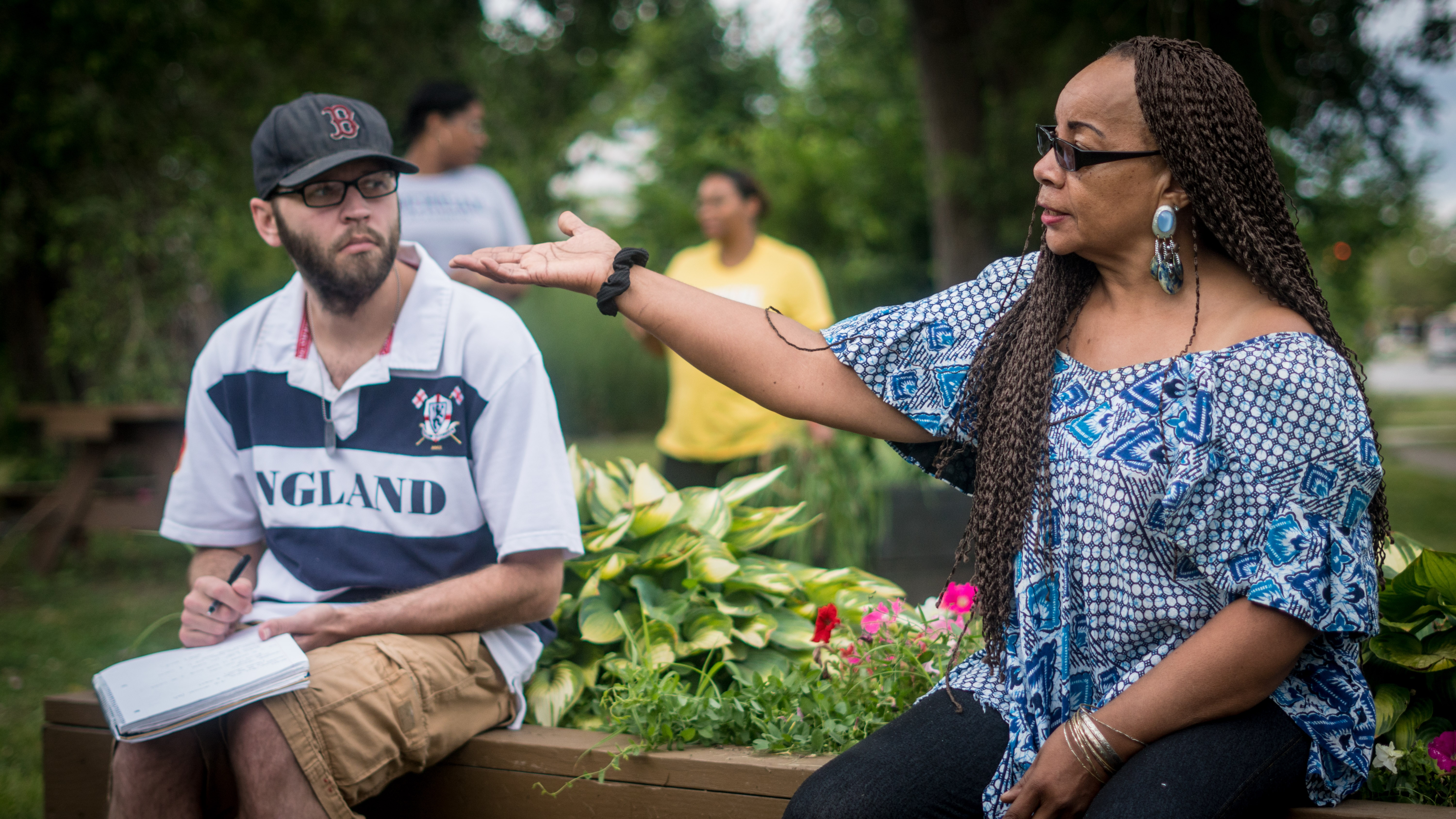Wsu environmental health safety environmental health -  Environmental Health Hazards Present In Detroit S Urban Environment We Are Conducting Guided Environmental Health Tours Brian Smith Our Community